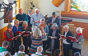 All Saints in Big Sky Choir
