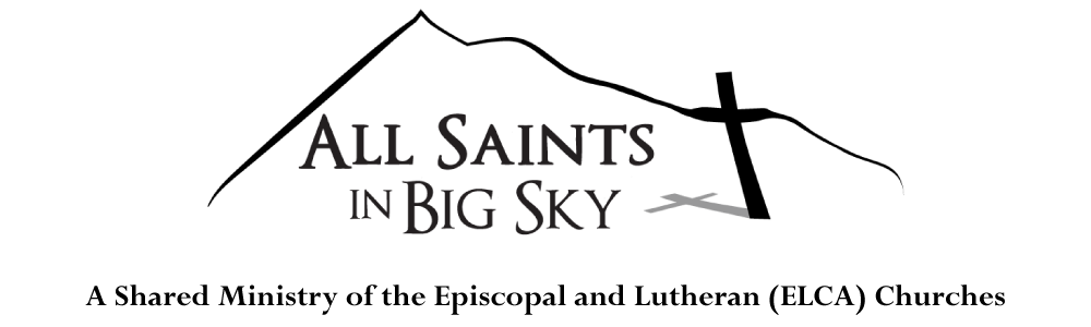 All Saints In Big Sky