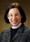 The Rev. Valerie Webster Associate Priest